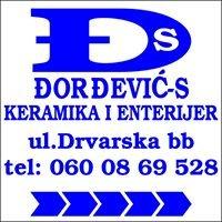 Keramika Djordjevic-S / Ђорђевић-С