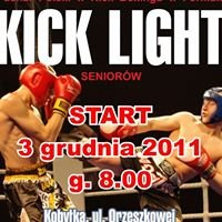 KBK Gladiator Kickboxing  K-1 rules  Muay Thai