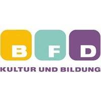 """Bundesfreiwilligendienst - BFD """"Kultur und Bildung"""" Hamburg"""