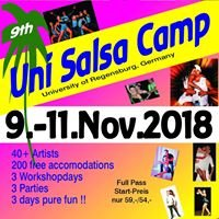 Uni Salsa Camp