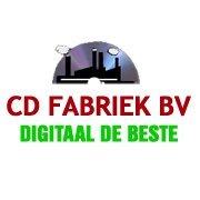 CD Fabriek BV        www.cdfabriek.nl