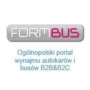 Formbus Ogólnopolska Giełda Wynajmu Autokarów i Busów