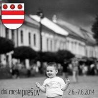 Dni mesta Prešov 2014