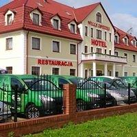 Hotel Nowogard Willa Zbyszko, restauracja, wesela