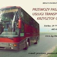 Przewozy Pasażerskie - Usługi Transportowe - Krzysztof Grala