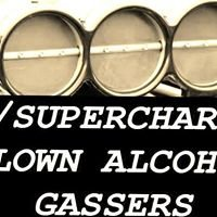 "AA/Supercharged Association""Blown Alcohol Gassers"""