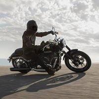 Classic Bike Harley-Davidson Berlin