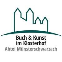 Buch und Kunst im Klosterhof Münsterschwarzach
