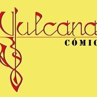 Vulcana. Comic, Ilustración y Libros