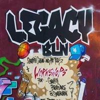 Legacy BLN - Graffiti Hall Of Fame