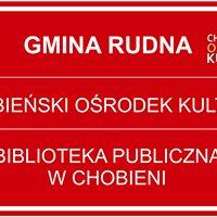 Biblioteka Publiczna w Chobieni - Gmina Rudna
