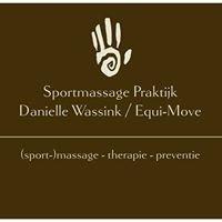 Sportmassage Praktijk Danielle Wassink   /   Equi-Move