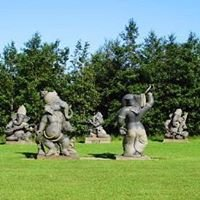 Victoria's Way, Indian Sculpture Park, Roundwood