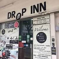 I love Drop Inn Singapore!