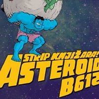 Strip-knjižara Asteroid B612