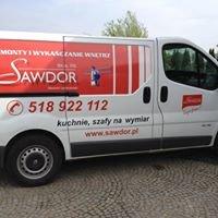 """Firma """"sawdor""""wystrój i wykańczanie wnętrz"""