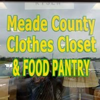 Meade County Clothes Closet & Food Pantry