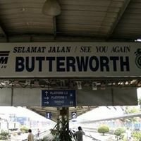Stesen KTM Butterworth