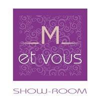 Showroow Textile Privé  - M et Vous