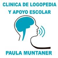 Clínica de Logopedia y Apoyo Escolar Paula Muntaner