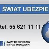 Świat Ubezpieczeń Nowy Dwór Gdański Michał Tułowiecki
