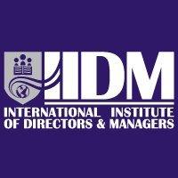 IIDM - International Institute of Directors & Managers