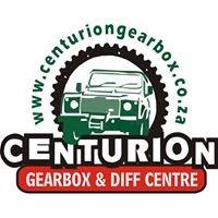 Centurion Gearbox & Diff Centre