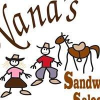 Nana's Sandwich Shoppe