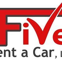 Five Rent Car,lda.