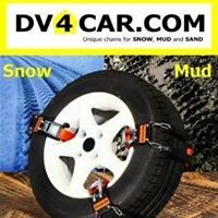 DV4CAR.com Chains for Snow Mud and Sand