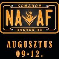 N.A.A.F. (Nemzetközi Amerikai Autós Fesztivál)