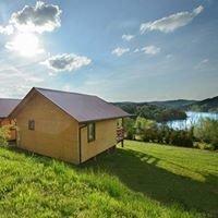 Domki nad Jeziorem Solińskim,Bieszczady