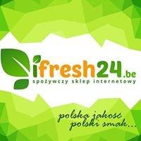 ifresh24.be - sklep spożywczy online oraz Polski sklep w Kortrijk
