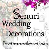 Senuri Wedding Decorations