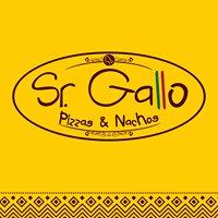 Sr. Gallo Pizzas & Nachos
