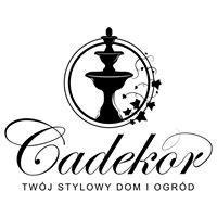 Figury ogrodowe                        www.cadekor.pl