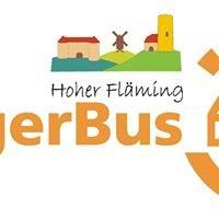 """Freunde des """"Bürgerbus Hoher Fläming"""""""