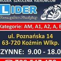 Ośrodek Szkolenia Kierowców ''Lider'' Przemysław Pieniężny