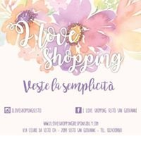 I Love Shopping -sesto san giovanni-
