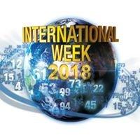 International Week UPH - kursy