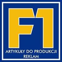 F1 Artykuły do produkcji Reklam