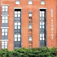 Box Rehearsal Studios Liverpool