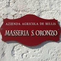 Masseria Sant'Oronzo Azienda Agricola De Bellis