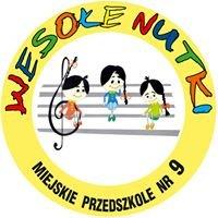 """Miejskie Przedszkole nr9 """"Wesołe Nutki"""" Zielona Góra"""