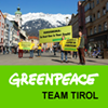 Greenpeace Team Tirol