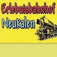 Bahnhof Neukalen ,  Erlebnisbahnhof mit Museum, Café und Streichelzoo