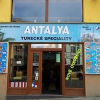 Antalya - Turecké speciality