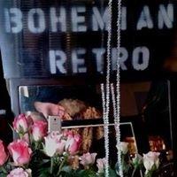 Bohemian Retro Vintage. Prague.