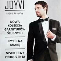 """Salon Mody Męskiej ,,Joyvi"""" Głogów"""