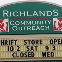 Richlands Community Outreach Ministry Thrift Store